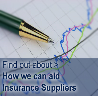 How we can aid Insurance Suppliers...